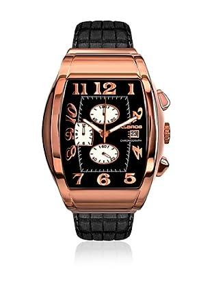 K&Bros Reloj 9425 (Rosa / Negro)
