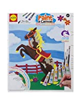 Alex Art Paint A Canvas - Horse