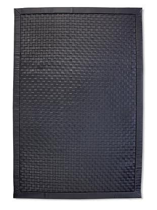 Natural Rugs Cheyenne Leather Rug (Dark Brown)