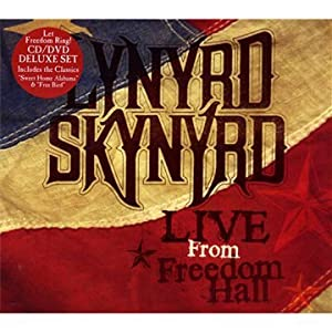 Live From Freedom Hall (W/Dvd)