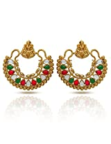 Donna Donna Crystal Dangle & Drop Earring For Women
