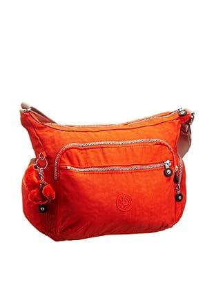 Kipling Schultertasche (Orange)