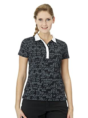 Luhta Polo Shirt Mariko (Schwarz)