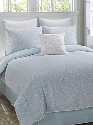 Stone Cottage Moore Cotton Sateen 4-Piece Comforter Set