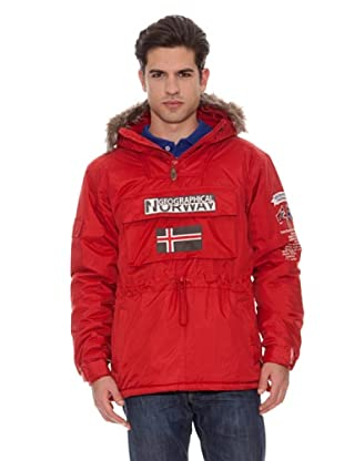 Geographical Norway Parka Billal (Rojo)