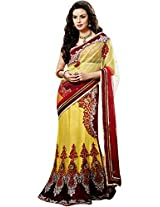 CSE bazaar Women Indian Beautiful Fancy Party Wear Traditional Wedding Saree Sari
