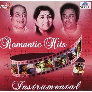 Romantic Hits Instrumental