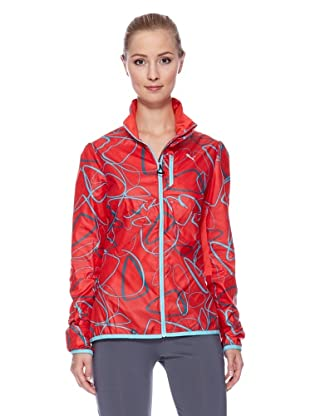 PUMA Jacke CR Graphic Lightweight (hibiscus)