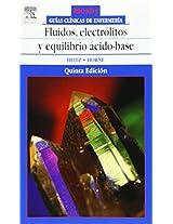 Fluidos, Electrolitos Y Equilibrio Acido-base (Guias Clinicas De Enfermeria)