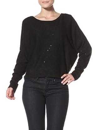 Acrobat Women's Sequin Sweater (Black)