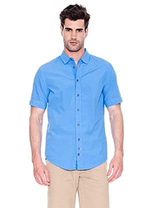Hugo Boss Camisa Cliff (Turquesa)