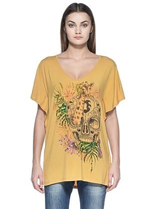 Zu Element Camiseta Greensleeves (Mostaza)