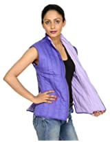Vintage Reversible Quilted Women's Jacket