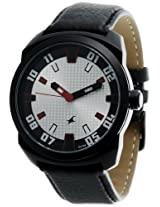 Fastrack OTS Sports Analog White Dial Men's Watch - 9463AL03