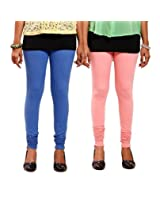 1FORME-GL-COMBO-Pink and Blue Leggings