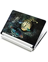 Meffort Inc 17.3 inch Laptop Notebook Skin Sticker Cover Art Decal Fits Laptop Size of 16.5 17 18.4 19 HP Dell Lenovo Asus Compaq Asus Acer Computers (Included Wrist Pad)