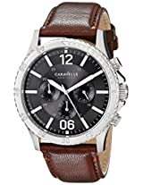 Caravelle by Bulova Sport Analog Grey Dial Men's Watch - 43A128