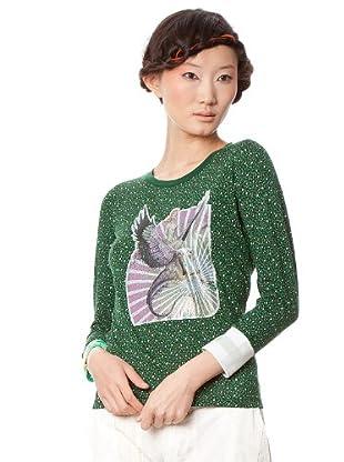 Custo Camiseta Wuzi (Verde)