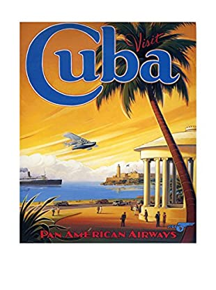 LegendArte  Wandbild Kuba