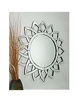 """Leaf Mirror VDR-434 (SIZE = 24"""" x 24"""")"""