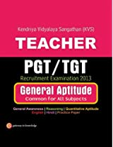 PGT /TGT Kendriya Vidyalaya Sangathan (KVS) TEACHER 2013