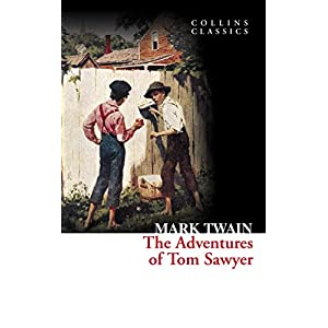 The Adventures Of Tom Sawyer [Paperback]