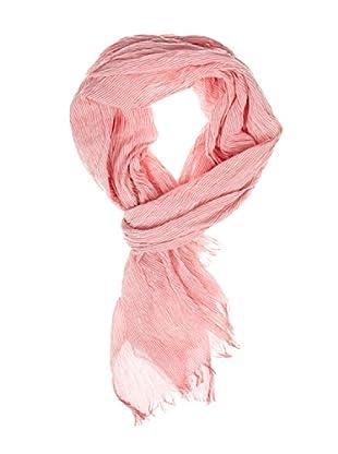 Cortefiel Foulard Multi Rayas (Rosa)