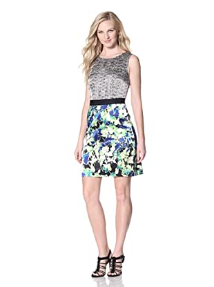 T Tahari Women's Anita Dress (Margarita)