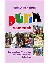 PURIM sameach (Wegweiser durch die jüdischen Feiertage 5) (German Edition)