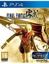 Final Fantasy: Type-0 HD (PS4)