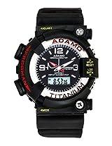 ADAMO MTG Sports Analog-Digital Men's Watch - ADMTG LARGE B