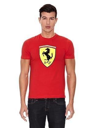 Ferrari Camiseta Class (Rojo)