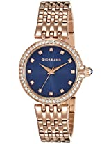Giordano Analog Blue Dial Women's Watch - 2752-77
