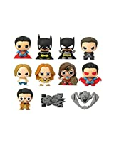 Batman V Superman: Dawn Of Justice 3 D Figural Keyring Blind Bag Assortment
