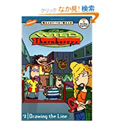 Drawing the Line (Wild Thornberrys Ready-to-Read)