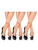Nxt 2 Skn Ladies Transparent Skin Socks