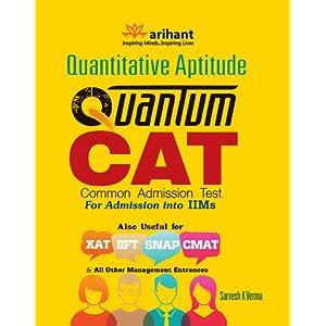 Quantitative Aptitude Quantum CAT Common Admission Tests for Admission into IIMs (Old Edition)