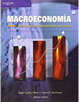 Macroeconomia: Teorias, Politicas Y Aplicaciones Internacionales