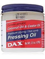 Dax Pressing Oil, 3.5 Ounce