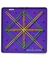 Miniland Geoboards Math Activity Pack, 6""