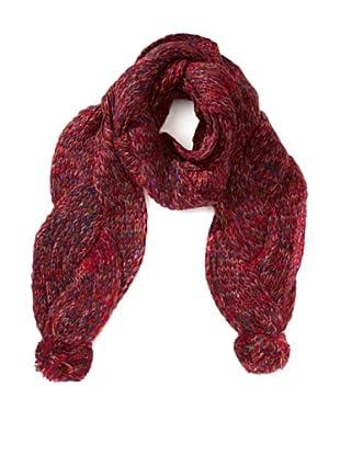 ONLY Schal, gestrickt (Rot)