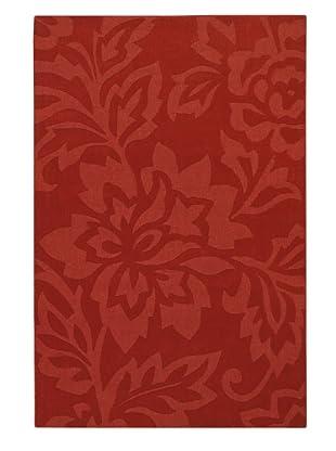Chandra Irene Rug (Red)