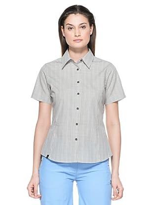 Salewa Camisa Hanne Dry W (Gris)