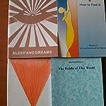 Aurobindo ashramś book series on rebirth / Riddle of world / Sleep and dreams / Soul