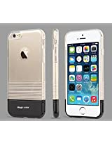 Magic Color Hybrid Back Case Cover for iPhone 6 PLUS - Black