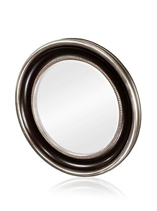 Mercana Ethan Mirror, Black/Silver