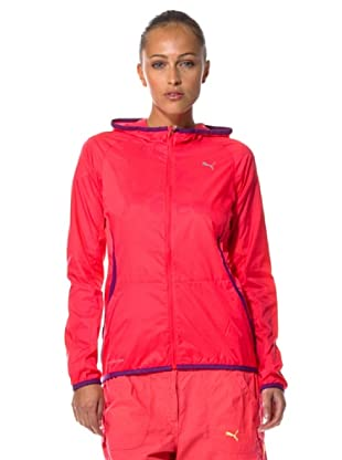 PUMA Kapuzenjacke Ess Lightweight (teaberry red)