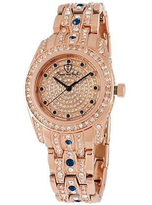 Hugo Von Eyck Reloj Unisex Syrius Cristales HE1049_Oro Rosa