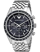 Emporio Armani Analog Blue Dial Men's Watch - AR6072