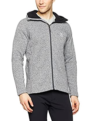 Haglöfs Jacke Mid Layer Fleece Swook Hood